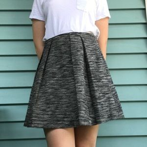 Madewell Pleated Skirt